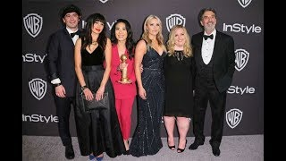 At Golden Globes, inclusion the big winner - VIDEO