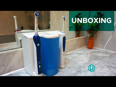 Oral B Braun Professional Care OxyJet 3000