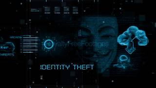 cyber security background video | cyber security intro video clips | cyber security stock footage
