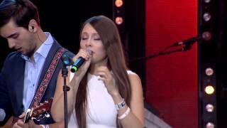 Kateřina Marie Tichá feat. JELEN - Tančíme spolu (živě @Mattoni Koktejl Festival 2015)