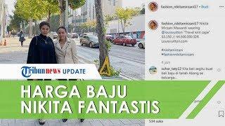 Viral Harga Baju Nikita Mirzani yang Fantastis saat Berlibur ke Korea Selatan, Lebih Dari Rp40 Juta