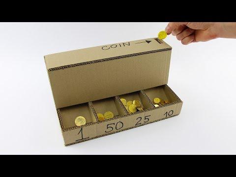Kleingeld-Sortiermaschine - Münzen schnell und einfach ordnen