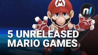 Five Mario Games that Never Got Released