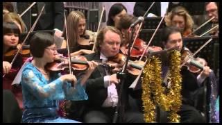Новогодний Штраус-концерт от маэстро ВЕНЕДИКТОВА