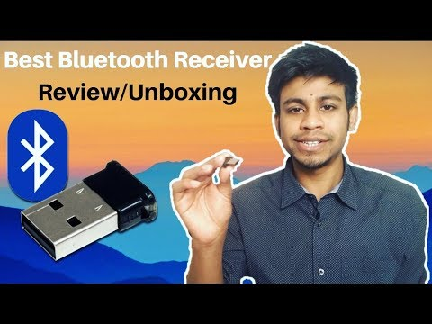 Best USB Bluetooth Receiver Dongle for PC !!! USB Bluetooth 2.0 Adapter Review Unboxing !!! Mr TecH