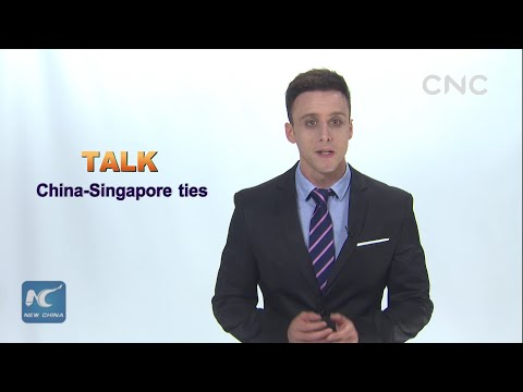China, Singapore lift bilateral ties to a new high