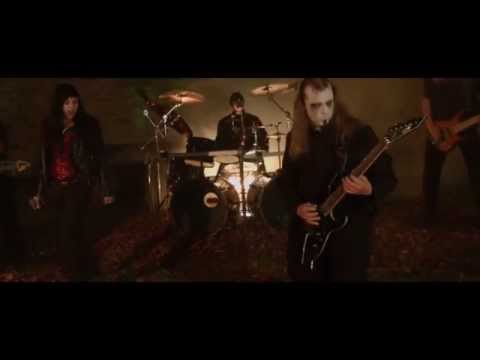 Ebony Wall - Ebony Wall - Strangers in Hell (Official Music Video)