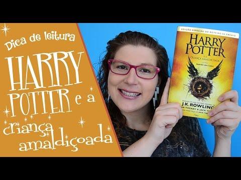 Harry Potter e a Criança Amaldiçoada | Dica de leitura Vivendo Sentimentos