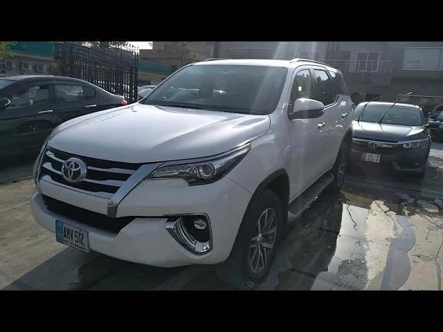 Toyota Fortuner 2.8 Sigma 4 2019 for Sale in Lahore