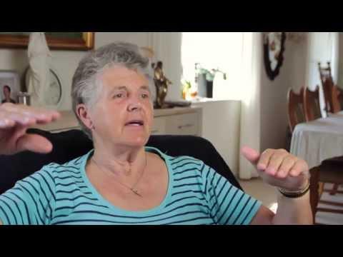 Solveig fortæller om hvordan hun mødte Jesus