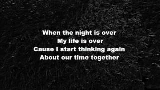 Anikdote - Life Is Over [Lyrics]