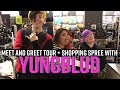 Yungblud Meet & Greet Tour + Sweeps Winner Shopping Spree   Hot Topic