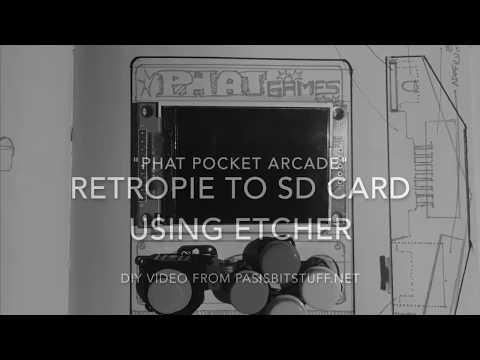 Stargate Bartop Arcade Running Raspberry Pi Retropie