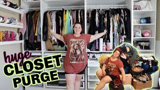 THE PURGE: My Closet Edition | Sarah Rae Vargas