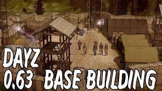 DayZ 0.63 Beta | Radios - Barricading - Base Building