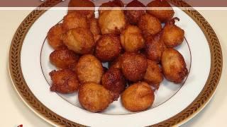 Gulgula (Indian Mini Donuts) Recipe by Manjula
