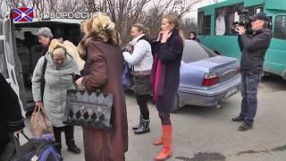 В ЛНР приехали родственники брошенных Украиной пленных