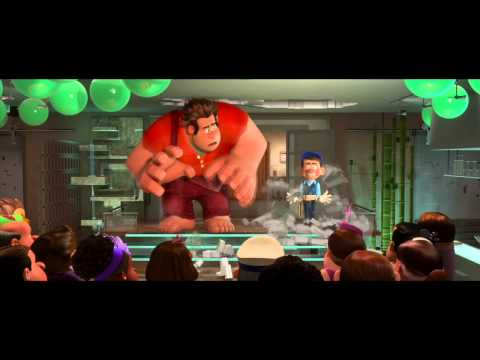 Wreck-It Ralph: Movie Review for Kids and Parents