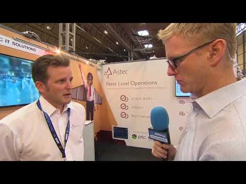 PPMA TV 2017 interview with Astec MD Andy Tripp