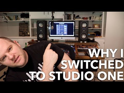 Why I Switched to Studio One