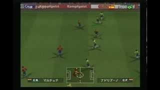 [PS2] World Soccer Winning Eleven 10 (1080p)