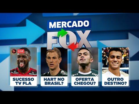 Fla TV 2 x 0 Boavista, Galo contrata+2, futuro de Reinier e Joe Hart na mira de time BR! Mercado FOX