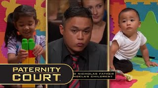 Wife Cheats On Husband Ten Times, Now He Has Doubts (Full Episode) | Paternity Court