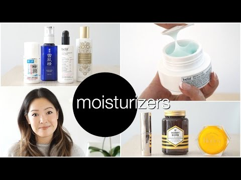 Moisturizers – Hydration vs. Moisture | Humectants, Emollients, Occlusives.