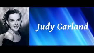 I'm Nobody's Baby - Judy Garland