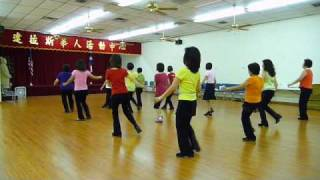 Sister Kate - Line Dance (Dance & Teach 中英文)