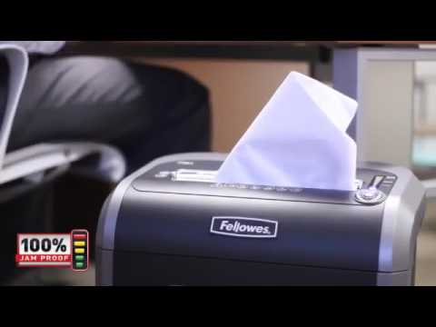 Video of the Fellowes Powershred 79Ci Shredder