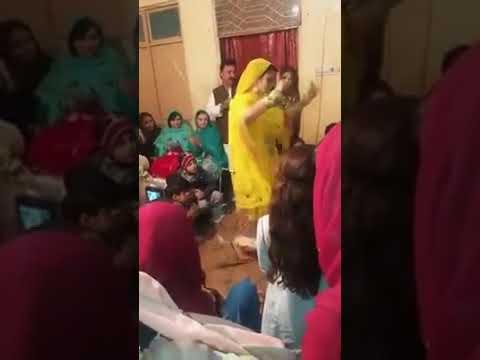 Pashto Local Dance in Home Beautiful Pashto Dance 21 July 2019(1)