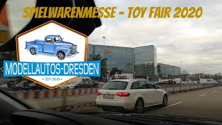 Spielwarenmesse Nürnberg Toy Fair 2020 Rundgang Modellautos