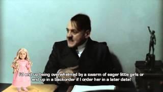 Hitler buys a Caroline Abbott doll.