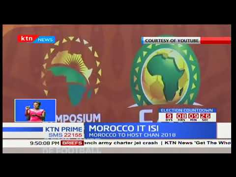 Morocco replaces Kenya as hosts of CHAN Championships 2018