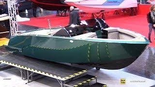 2019 VTS Flying Shark 5.7 Capri - Walkaround - 2019 Boot Dusseldorf