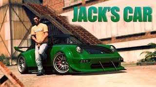 GTA V Overheat - How to make Jack