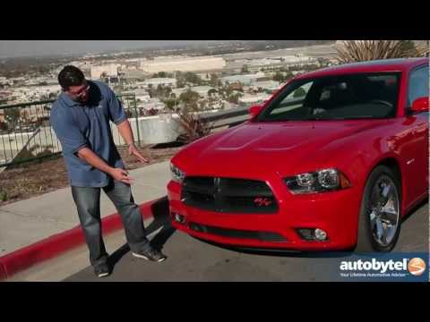 2012 Dodge Charger: Video Road Test and Review