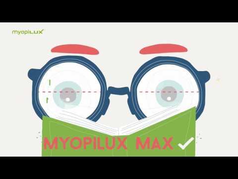 Látás-myopia dioptriák
