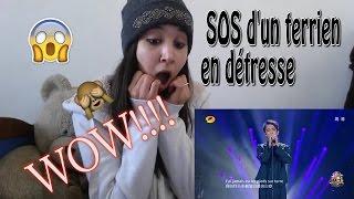 Димаш Кудайбергенов - SOS d'un terrien en détresse(I am a singer) _ REACTION