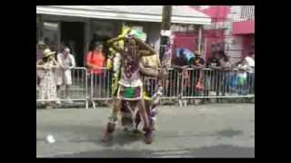 preview picture of video 'The St.Croix Caribbean Carnival 2014- Part 2'