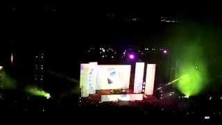 Bassnectar Live Red Rocks 2013 Stomp & Falling
