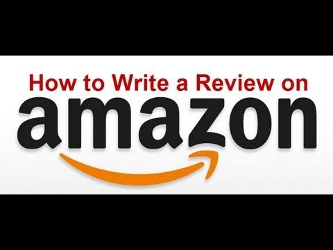 Viết bài reviews sản phẩm cho Amazon