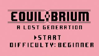 EQUILIBRIUM - 'Renegades - A Lost Generation' - 8-Bit Version (OFFICIAL)