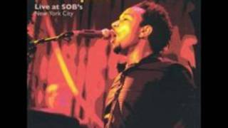 John Legend - Soul Joint Live at SOB