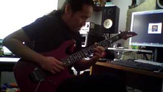 Herman Li - Quick Improvised Guitar Solo