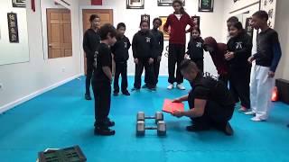 Kung Fu - Strongest Stomp Board Breaking Challenge