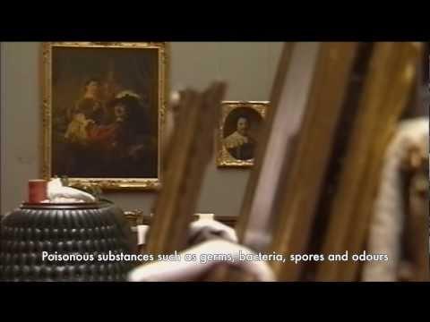Innovatieve klimaatoplossing redt kunstcollectie Zwinger Museum