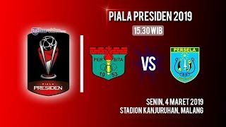 Link Live Streaming Piala Presiden 2019, Persita vs Persela, Senin Pukul 15.30 WIB