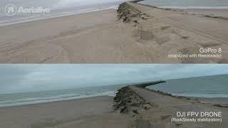 DJI FPV vs GoPro 8 Reelsteady